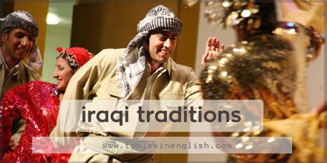 iraqi traditions