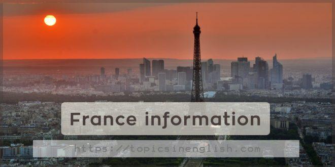 France information
