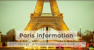 Paris information