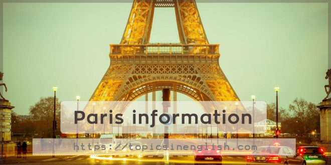 Paris information