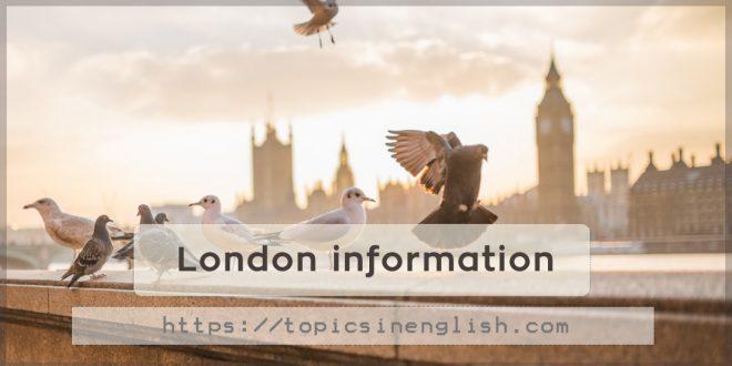 London information