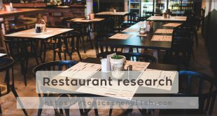 Restaurant research