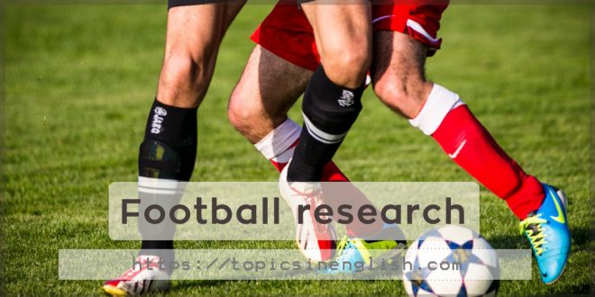 Football research