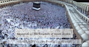 Research on the Kingdom of Saudi Arabia