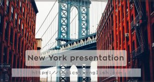 New York presentation