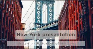 New York presentation