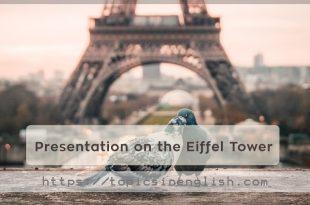 Presentation on the Eiffel Tower