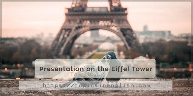 Presentation on the Eiffel Tower