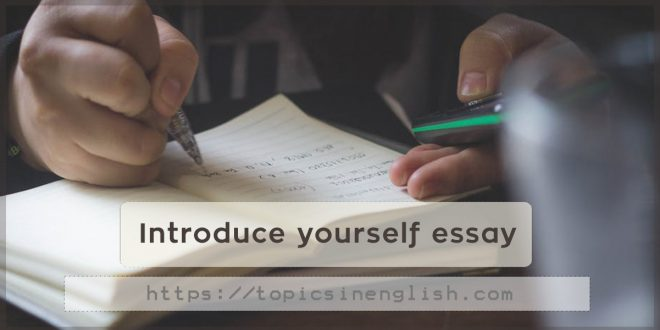 introductions essays yourself Writing introduction paragraph: learn how to write an introduction paragraph to an essay with these free writing printables and writing games.
