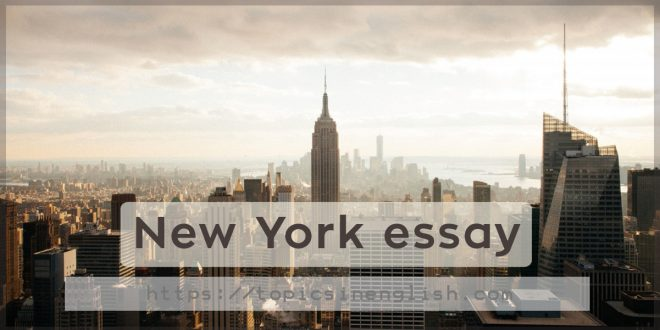 New York essay
