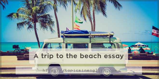 A trip to the beach essay