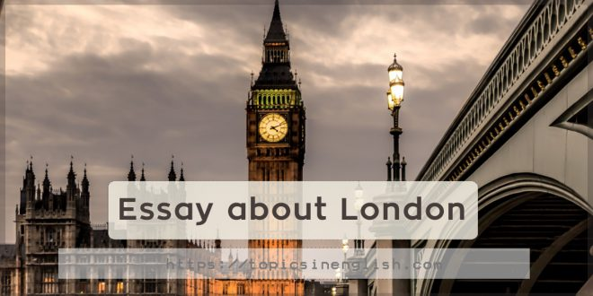 Essay about London