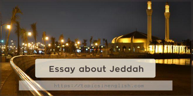 Essay about Jeddah