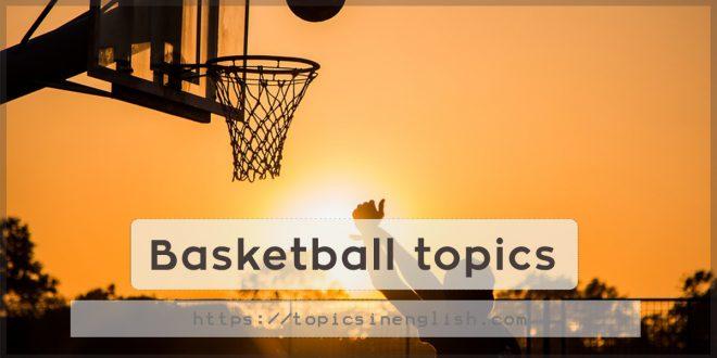 Basketball topics