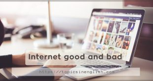 Internet good and bad