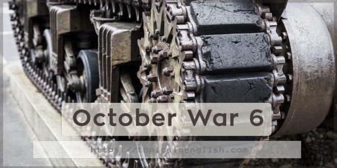 6 October War