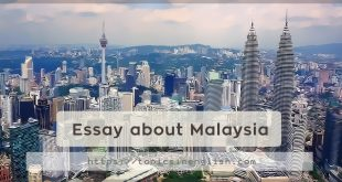 Essay about Malaysia