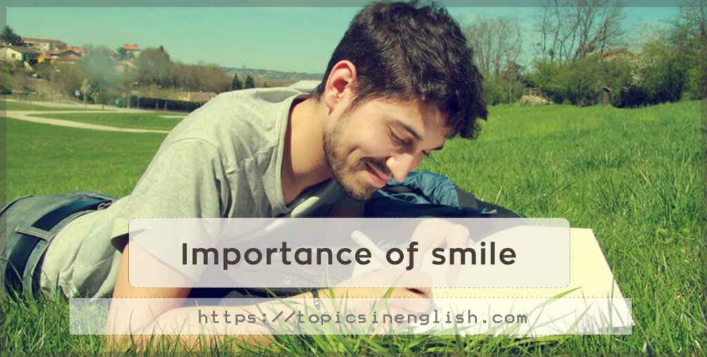 why a smile is important final Why should we even care about this buzzword how can you actually measure it right now we can begin to dissect what it means and, more importantly, the impact it has on your.