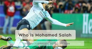 Who is Mohamed Salah