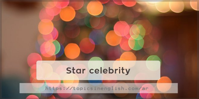 Star celebrity